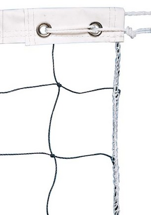 32' x 3' Poly Volleyball Net (Set of 2)