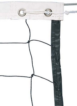 32' x 3' Braided Volleyball Net