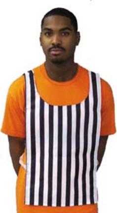 Nylon Referee Pinnies - 1 Dozen