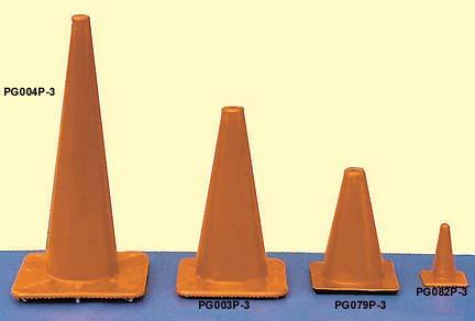 """12"""" All Purpose Cones - Set Of 6"""