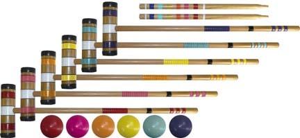 "26"" Select Croquet Set"