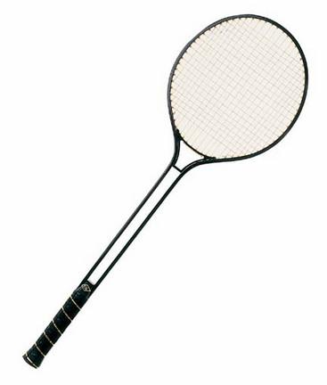 Deluxe Twin Shaft Badminton Racquet (Set of 3)