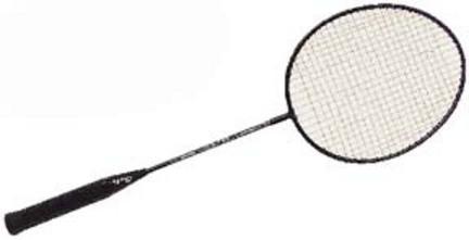 Steel Badminton Racquet