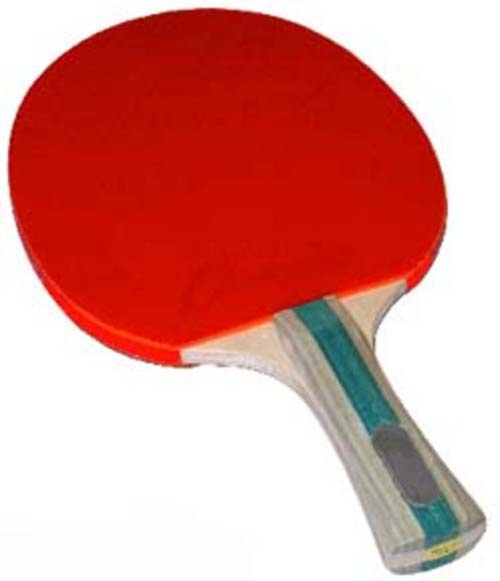 Deluxe Pro Table Tennis Paddles - Set of 4