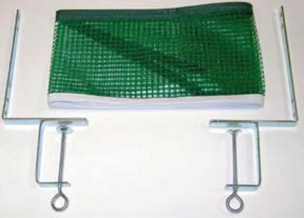 Tie-On Table Tennis Net and Post Set