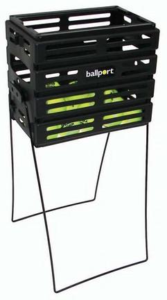 80 Balls Tennis Ballport® (Set of 2)