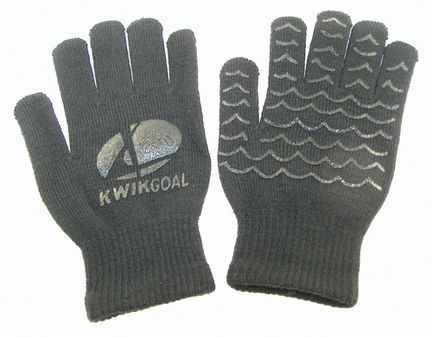 Soccer Player Gloves (Small) - 1 Pair