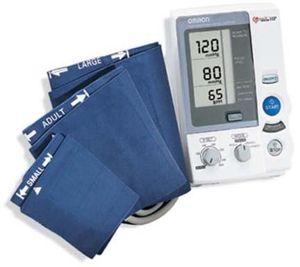 HEM907XL IntelliSense™ Digital Blood Pressure Monitor