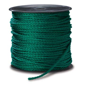 1000' Braided Polypropylene Rope