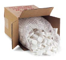 5 lb. Ball Washer Detergent Tablets - Case of 4