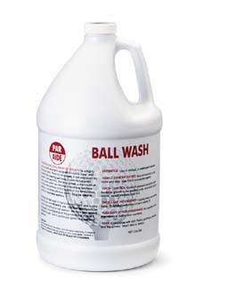 1 lb. Ball Washer Liquid Detergent  - Case of 4