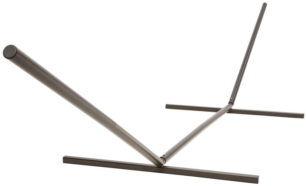 Castaway Large Steel Hammock Stand (Bronze)