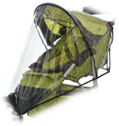 InSTEP Weather Shield (For use with Single Fixed Wheel Joggers)
