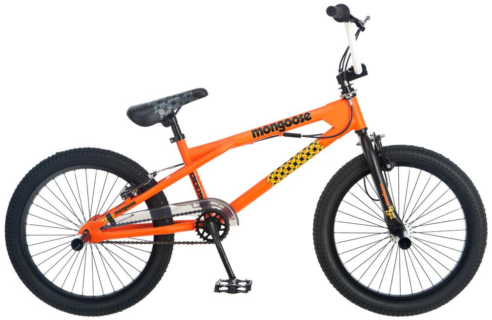 "Mongoose 20"" Dibbs Freestyle BMX Bike / R2029"