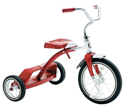 Click here for Roadmaster 10 Kids Dual Deck Tricycle (Red) prices