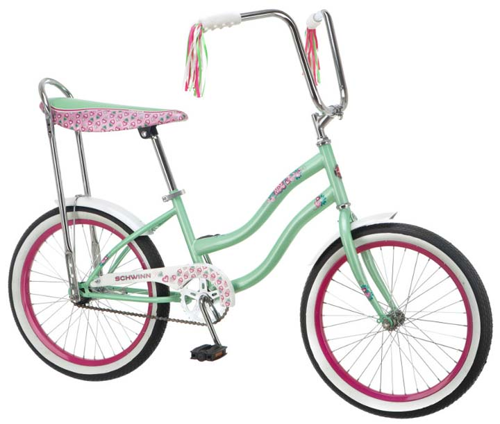 "Schwinn Girl's 20"" Mist Sidewalk Bike"