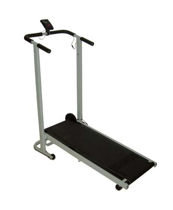 EasyUp 516 Manual Treadmill from Phoenix Health & Fitness