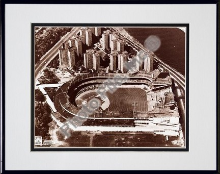 Click here for Polo Grounds  New York Giants  Aerial View  Sepia... prices