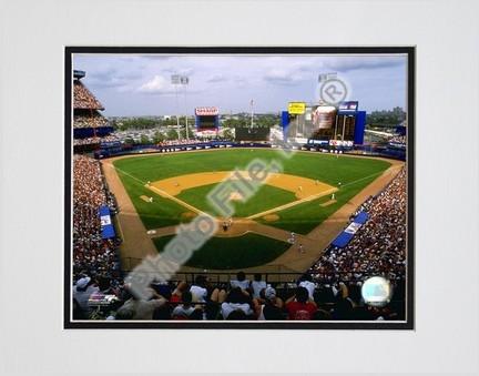 "Shea Stadium ""2006"" Double Matted 8"" X 10"" Photograph (Unframed)"