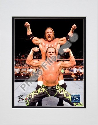 "DX #388 Double Matted 8"" x 10"" Photograph (Unframed)"