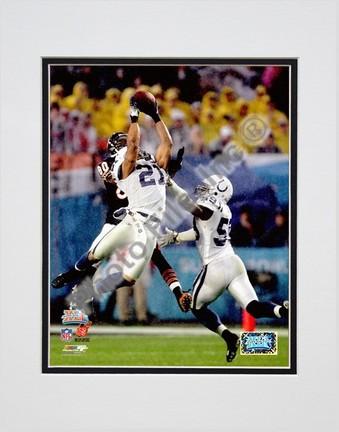 "Bob Sanders ""Super Bowl XLI Action (#16)"" Double Matted 8"" x 10"" Photograph (Unframed)"