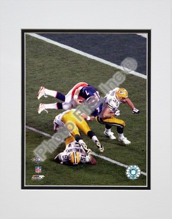 "John Elway ""1998 Action (Super Bowl XXXII )"" Double Matted 8"" x 10"" Photograph (Unframed)"