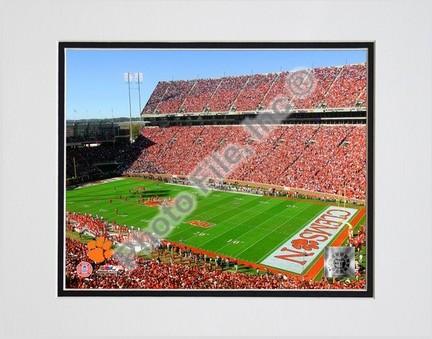 """Memorial Stadium """"2006 Clemson University"""" Double Matted 8"""" x 10"""" Photograph (Unframed)"""