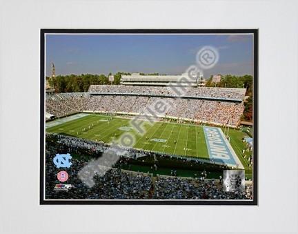 "Kenan Stadium, Tarheels 2005 - University of North Carolina Double Matted 8"" x 10"" Photograph (Unframed)"