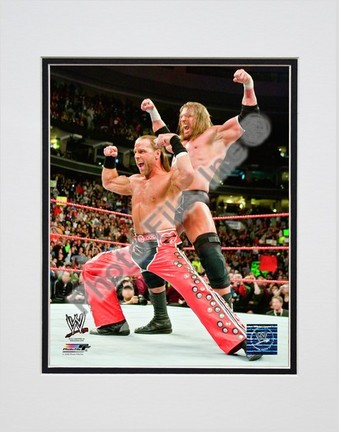 "DX #537 Double Matted 8"" x 10"" Photograph (Unframed)"