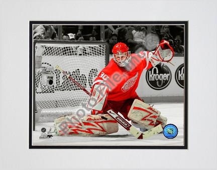 """Chris Osgood Spotlight Collection #1 Double Matted 8"""" x 10"""" Photograph (Unframed)"""