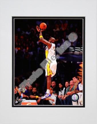 "Lamar Odom ""2009 NBA Finals / Game 2 (#7)"" Double Matted 8"" x 10"" Photograph (Unframed)"
