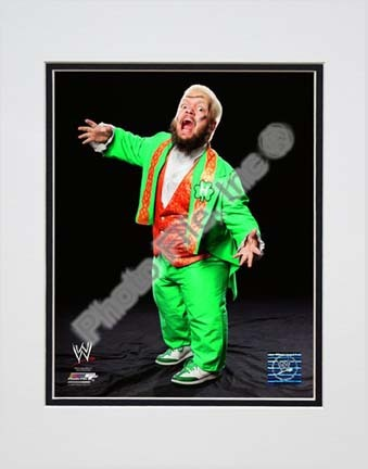 "Hornswoggle Double Matted 8"" x 10"" Photograph (Unframed)"