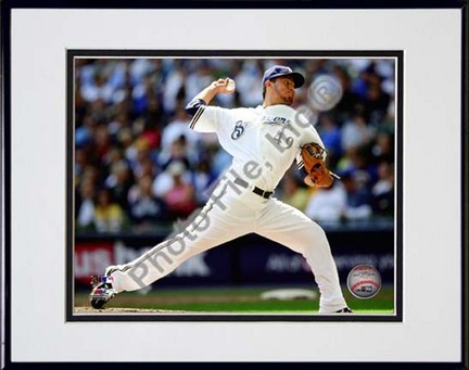 Click here for Yovanni Gallardo 2010 Action Pitch Side View Doubl... prices