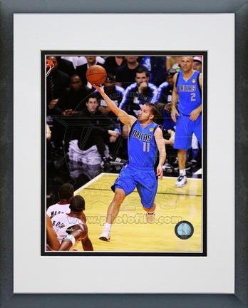 "Jose Juan Barea Dallas Mavericks 2011 NBA Finals ""Game 6"" Action (#43) Double Matted 8"" X 10"" Photog"