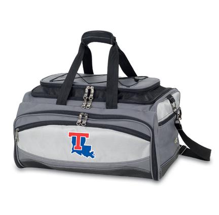 "Louisiana Tech Bulldogs ""Buccaneer"" Cooler / BBQ Set"