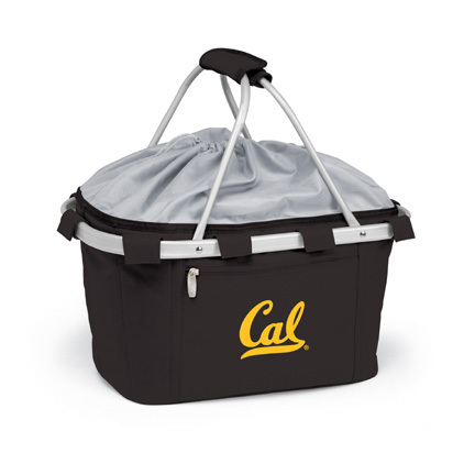 California (UC Berkeley) Golden Bears Collapsible Picnic Basket