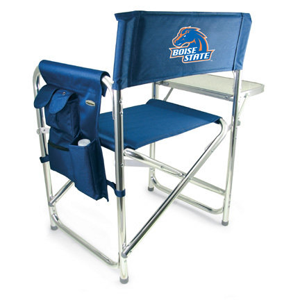 Boise State Broncos Aluminum Sports Chair