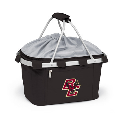 Boston College Eagles Collapsible Picnic Basket