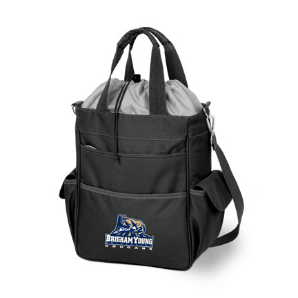 """Brigham Young (BYU) Cougars """"Activo"""" Waterproof Tote with Screen Printed Logo"""