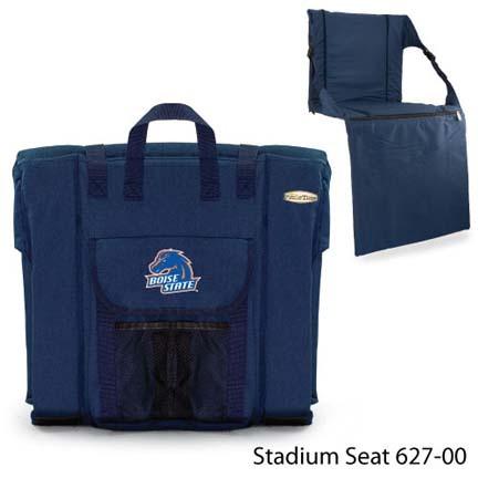 Boise State Broncos 17″ x 11″ Padded Stadium Seat
