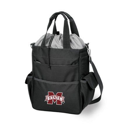 "Mississippi State Bulldogs ""Activo"" Waterproof Tote with Screen Printed Logo"