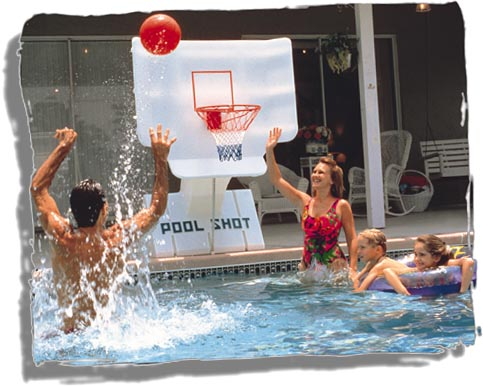 Varsity Pool Shot Professional Water Basketball System by Pool Shot PS-PSL-100