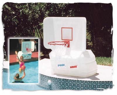 Junior Varsity Pool Shot Professional Water Basketball System by Pool Shot PS-PSM-100