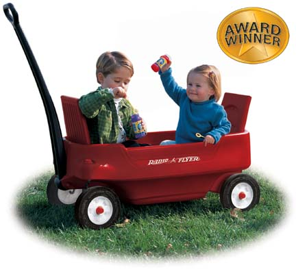 Radio Flyer Pathfinder® Wagon