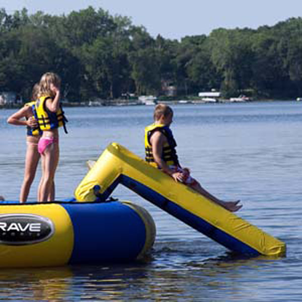 Small Aqua Slide (Attachment for Rave Sports Water Floats) RAV-02013