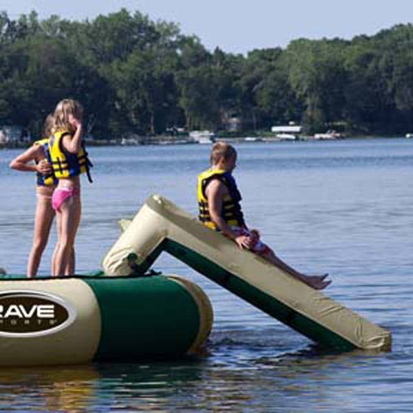 Small Northwood's Aqua Slide (Attachment for Rave Sports Water Floats) RAV-02096