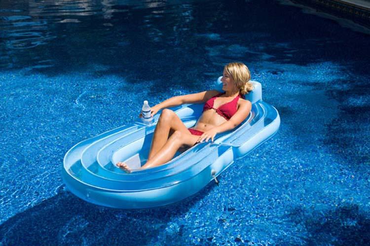 Tahitian Chaise Pool Lounge / Float RAV-02288