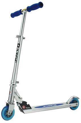 Click here for Razor® A Kick Scooter (Blue) prices