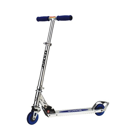 Razor® A2 Kick Scooter (Blue)