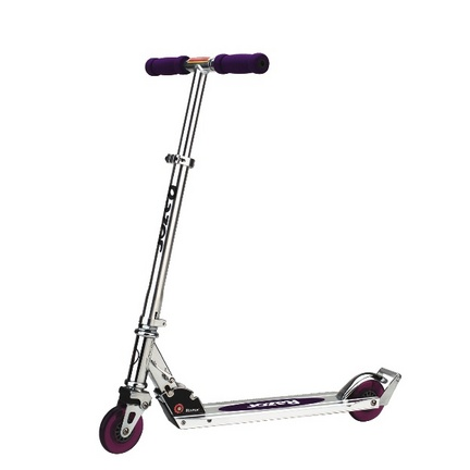 Click here for Razor® A2 Kick Scooter (Purple) prices